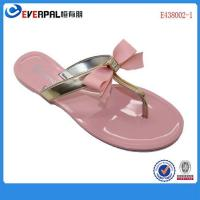 Buy cheap New Flip Flops Graceful Ladies Summer PVC Jelly Sandals from wholesalers