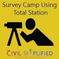 China Civil Survey Camp using Total Station Workshop on sale