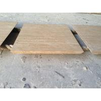 Buy cheap travertine tiles flooring pavers marble countertops product
