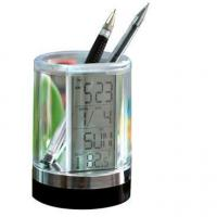 China USB 7-Color Pen Holder with Calendar on sale
