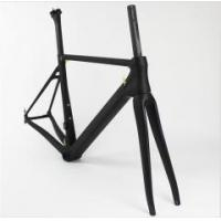 China R-058 2016 carbon fiber aero road frame with hidden brake on sale