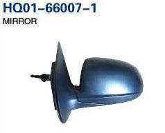 Quality I20 2013 Rear View Mirror, Mirror Electric, Mirror Manual, Mirror With Lamp for sale