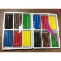 High quality puzzle plasticine modeling clay