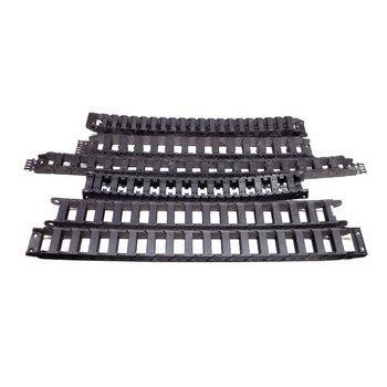 """Quality (6) Igus Wire/Cable/Hose Carriers E-Chain 30"""" to 40"""" Length 1.50"""" to 2.25"""" Width for sale"""