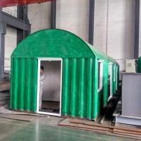 Buy cheap Round Roof Container House For Sale Container Homes Container Cabin China product