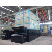China YLW Travelling Grate Horizontal Coal-fired Heat-conducting Oil Furnace on sale