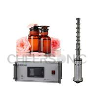 Buy cheap Ultrasonic Extractor Ultrasonic Essential Oils Extraction Equipment product