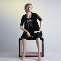 Buy cheap JXP-208- Female seated mannequin from wholesalers