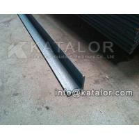 Buy cheap Angle steel ASTM A588 Grade B corten angle steel product