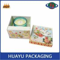 China High Quality Custom Paper Candle Box Packaging on sale