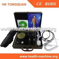 Quantum magnetic health analyzer with massage slippers