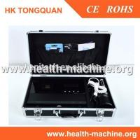 Two functions in one Quantum Magnetic Health Analyzer & Ion cleanse detox machine