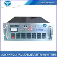 30W VHF Digital Mobile/Live Transmitter