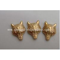 Buy cheap animal head skull studs manufacturer from wholesalers