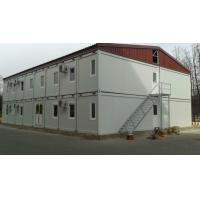 Buy cheap 2 Storey Container House For Residential Purpose product