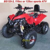 Buy cheap 125cc Adult Sports ATV product