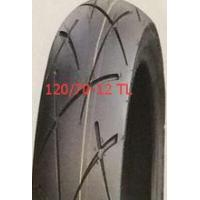 China scooter tyre 120/70-12 130/70-12 TL tubeless tyre wholesale