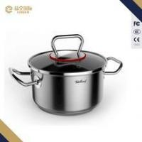 Buy cheap Mini 18cm Double Handle Soup Boiling Pot from wholesalers