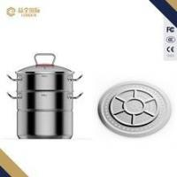 Buy cheap 26cm Double layers steamer soup pot cooking pot from wholesalers