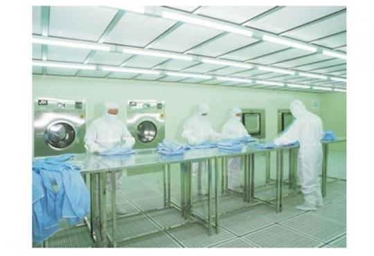 Quality Cleanroom Uniform Washing for sale