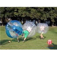 Buy cheap Adults Inflatable Belly Bumper Ball Human Soccer Bubble Balls product