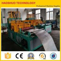 China Automatic Fin Forming Machine For Transformer Corrugated Tank wholesale