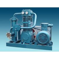 Liquefied petroleum gas compressors ZW-0.8/10-16