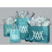 China Ice Collection Shopping Bag - 8X4.5X10.25 (Bronze Coffee) on sale