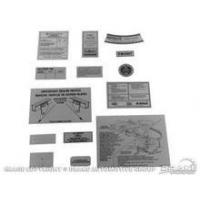 Buy cheap 12 Piece Decal Kit product