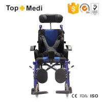 Buy cheap Reclining Cerebral Palsy Wheelchair TRW958LBCGPY product