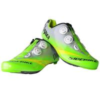 China Carbon fiber road bike cycling shoes on sale