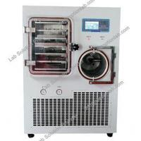 Buy cheap Freeze Dryer Silicone Oil Heating Type Xeraphium Freeze Drying Machine product
