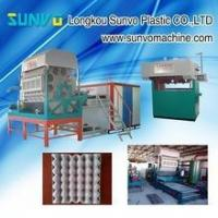 Buy cheap Automatic paper pulp moulding egg carton making machine product