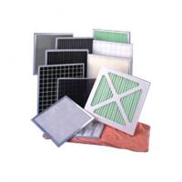 Buy cheap Green Air Filter for Building Ventilation Systems and Engine from wholesalers