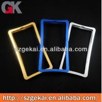 China metal bumper case for samsung galaxy note 3 n9000 on sale