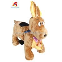 AT0618 kangaroo design 4 wheels kids animal toys