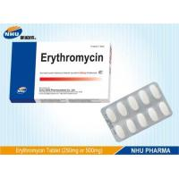 Buy cheap Z005 Erythromycin Tablets product