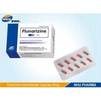 Buy cheap Z202 Flunarizine Hydrochloride Capsules product