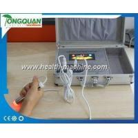 Buy cheap English Spanish Meridian Quantum Resonance Magnetic Analyzer for Home or Hospital product