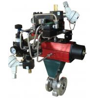 Buy cheap V-seal valve regulating off control valve from wholesalers