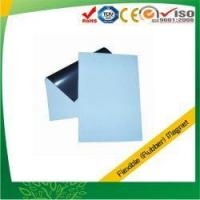 China A4 Size Rubber Magnetic Sheet on sale
