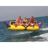 China Products UV Resistance Towable Water Board Inflatable Flying Sofa for Summer Water Sports on sale