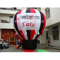 23 Foot Verizon Wireless Roof Top Balloons for Sales Promotions