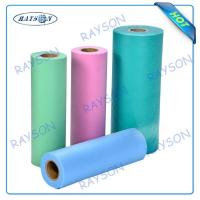 Disposable non woven bed over