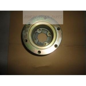 China Dongfeng Silicon oil fan clutch versed in flange 1313063263
