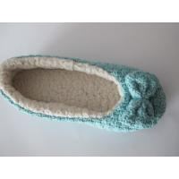 Buy cheap Normal Roonshoes Cute Soft Sole Cashmere Dance Shoe For Women product