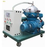 Buy cheap Automatic Vertical Mineral Fuel Oil Disc Stack Centrifuges Separator product
