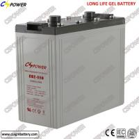China Solar Gel Battery For Solar & Wind Power System 2V800ah on sale