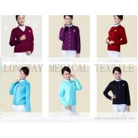 China various colors nurse sweater wholesale