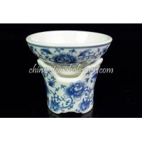 China WST-004 Peony Porcelain Stainer wholesale